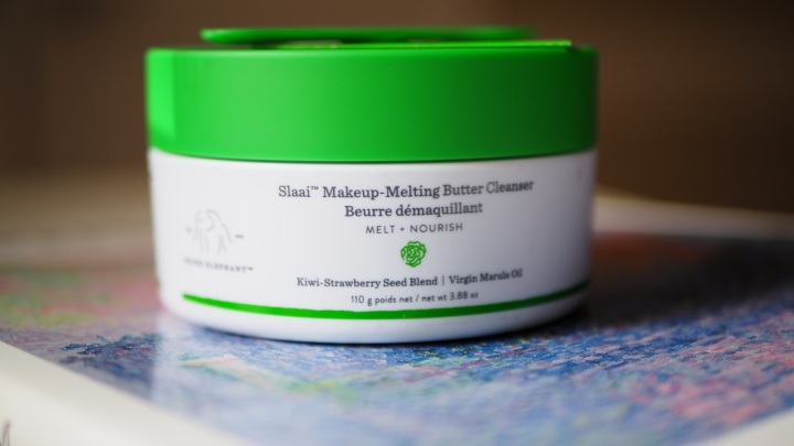 REVIEW: Drunk Elephant Slaai Makeup-Melting Butter Cleanser