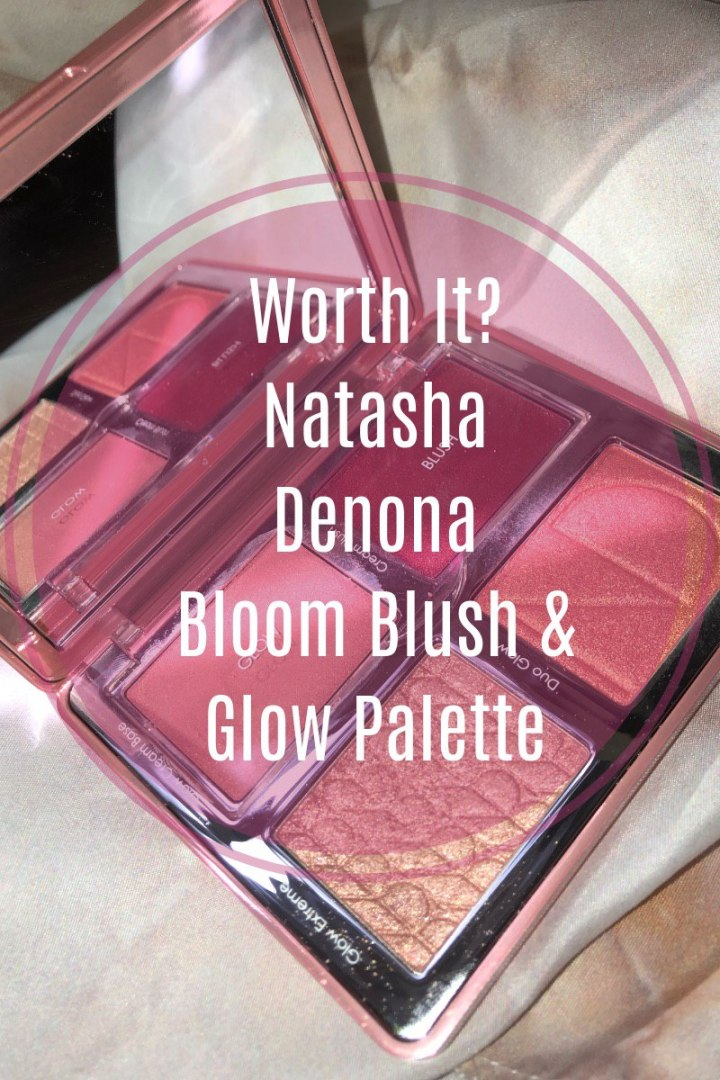 REVIEW: Natasha Denona Bloom Blush & Glow Palette