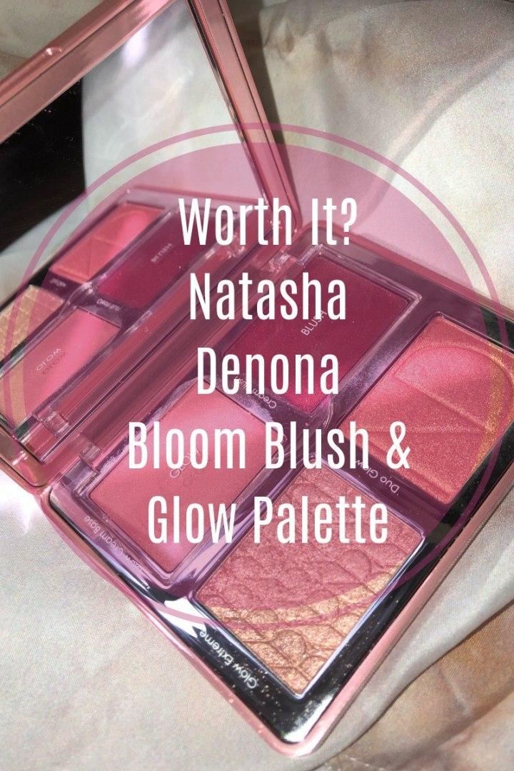 REVIEW: Natasha Denona Bloom Blush & GlowPalette