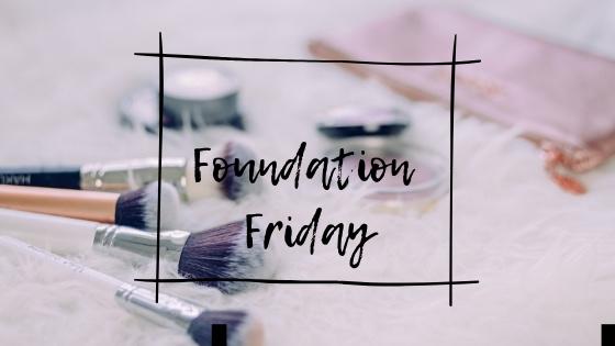 Foundation Friday: A Matte Foundation for DrySkin?